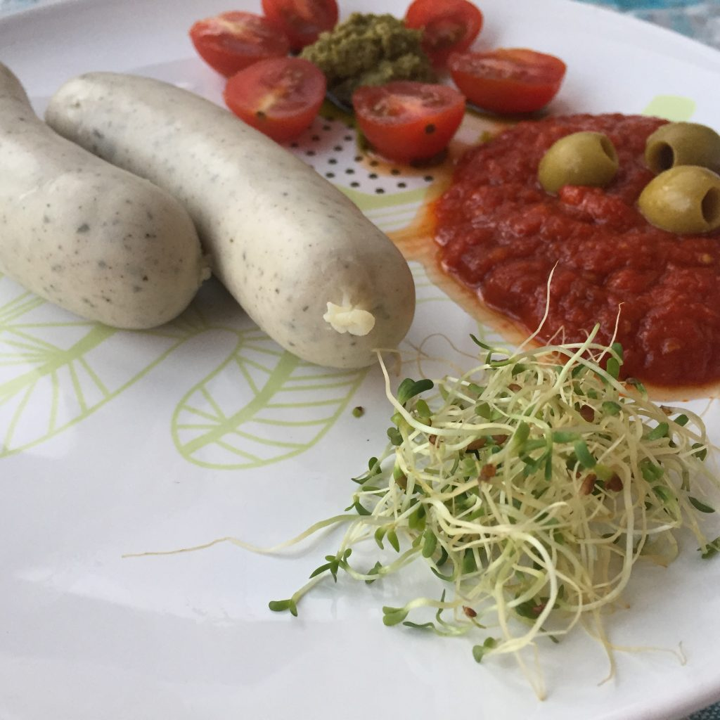 Weisswurst at home