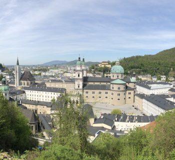 Salzburg Gallery post