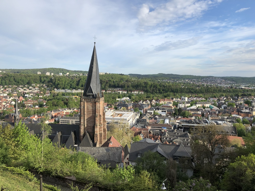 Marburg's fairytale