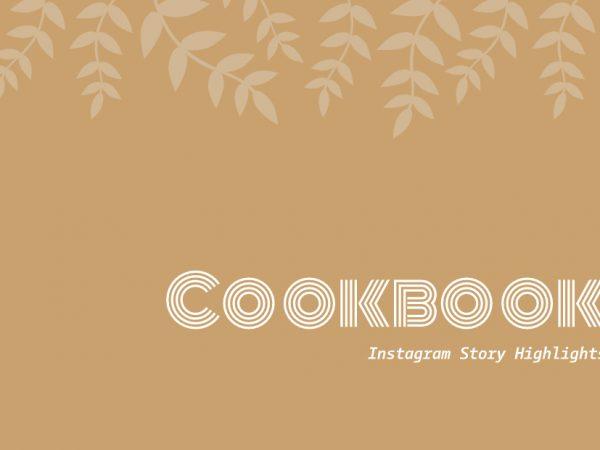 Instagram Stories Cookbook