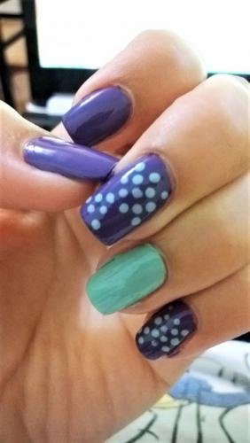 Nails - relaxing time