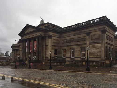 Liverpool – our winter story before Christmas